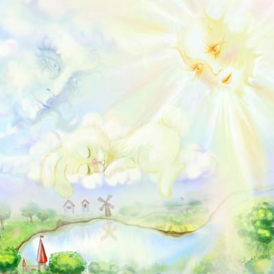 Солнечный зайчик