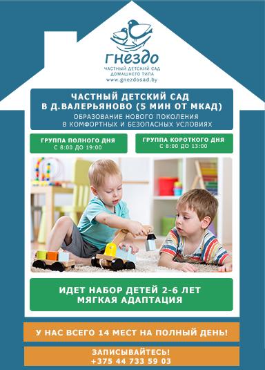 Детский сад Гнездо