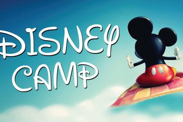 Disney Camp- Barron Gymnastics -photo